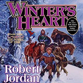 Winter's Heart     Wheel of Time, Book 9              Written by:                                                                                                                                 Robert Jordan                               Narrated by:                                                                                                                                 Kate Reading,                                                                                        Michael Kramer                      Length: 24 hrs and 12 mins     155 ratings     Overall 4.8