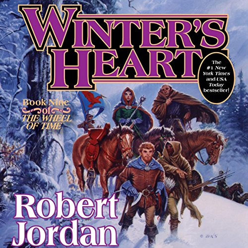Winter's Heart     Wheel of Time, Book 9              By:                                                                                                                                 Robert Jordan                               Narrated by:                                                                                                                                 Kate Reading,                                                                                        Michael Kramer                      Length: 24 hrs and 12 mins     11,633 ratings     Overall 4.7