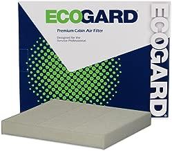 ECOGARD XC10386 Premium Cabin Air Filter Fits Cadillac Escalade 2015-2020, Escalade ESV 2015-2020 | Chevrolet Silverado 1500 2014-2018, Tahoe 2015-2020, Silverado 2500 HD 2015-2019