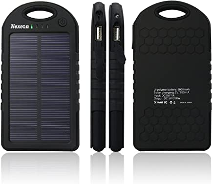 official photos 45a42 9da93 Amazon.com: iPhone 5/5S/SE - Solar Chargers / Chargers & Power ...