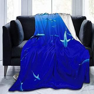 Tiburones Martillo Azul oc/éano Lavable Almohada de Apoyo para la Cabeza en Forma de U Almohada Suave para la Cabeza de la Barbilla Myrna Kelse Coj/ín para el Cuello Almohada de Viaje