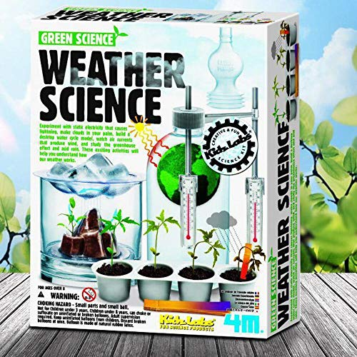 4M Weather Station Kit - Climate Change,...