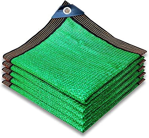 Telas Impermeables Para Exterior Protector solar Toldo Toldo Protección de esquinas reforzada Parasol Red de vela 85% Sombreado Paño de sombra Material de HDPE Jardín Patio Fiesta Patio trasero Cam