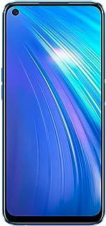 OPPO Realme 6 (8GB+128GB) グローバル版 6.5 inch Dual SIM 64+8+2+2MP Camera Googleplay 日本語対応 SIMフリー (Comet Blue/コメットブルー)
