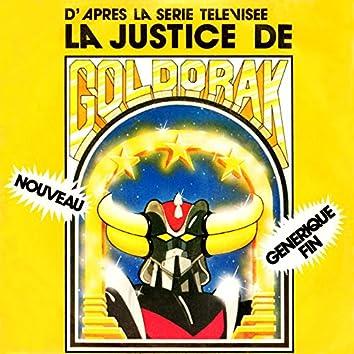 La justice de Goldorak (Générique original de fin de la série télévisée) - Single