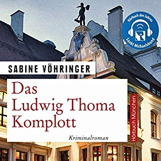 Das Ludwig Thoma Komplott Titelbild