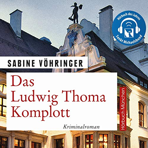 Das Ludwig Thoma Komplott audiobook cover art