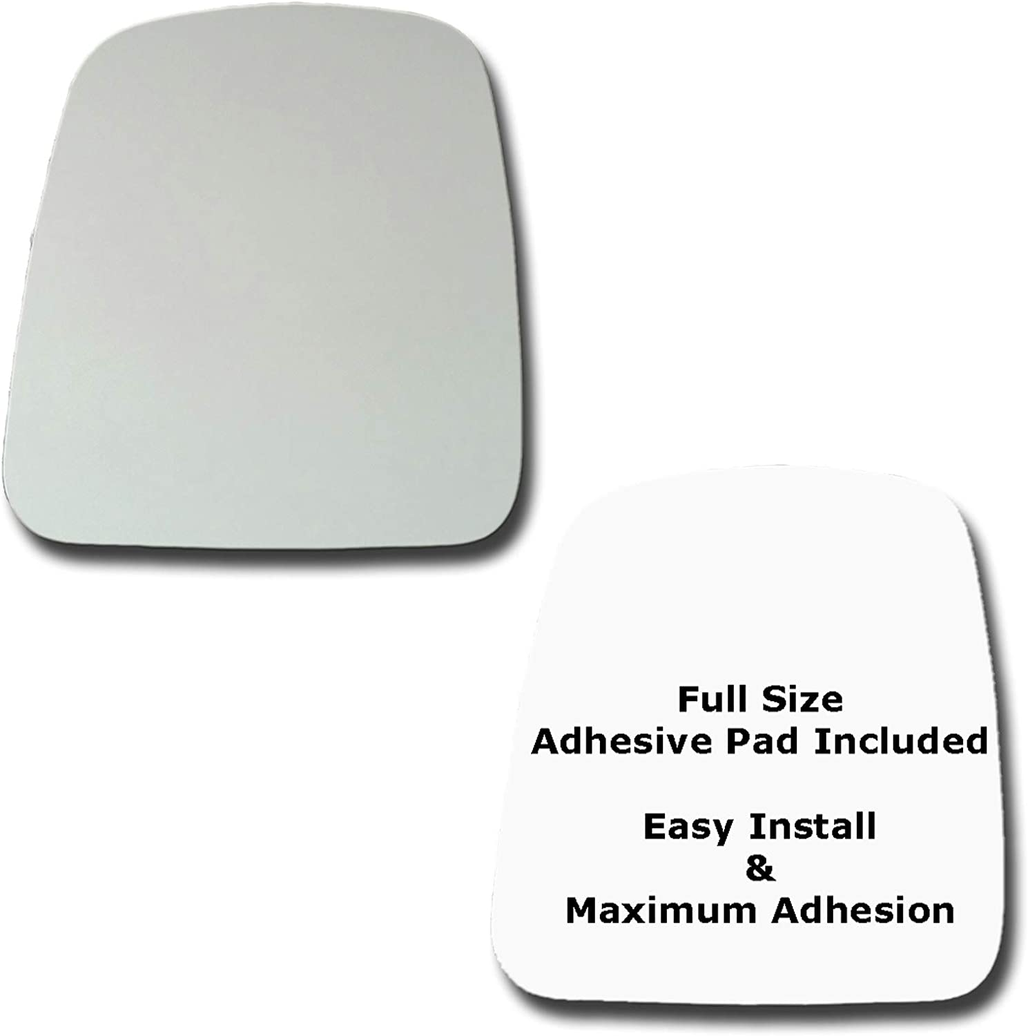 Mirror Glass + Full Size Adhesive Savana for Max 51% OFF 1 Pad ...