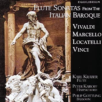Flute Sonatas From The Italian Baroque