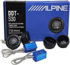 Sponsored Ad - TOTMOX Car Stereo Speaker, ddt-s30 Tweeter, 320W Maximum Power Elite nd Aluminum Dome Tweeter photo