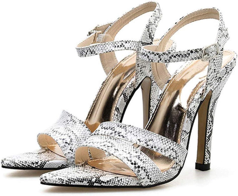 Easy-S-E-H High Heels Sandals Women Summer shoes