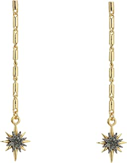 Vince Camuto - Celestial Skies Linear Drop Earrings