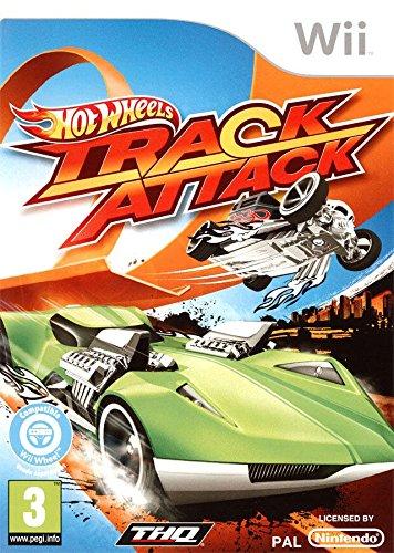 THQ Hot Wheels Track Attack - Juego (No específicado)