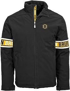 a6dd839eaeb48 NHL Men's Tundra Team Text Jacket