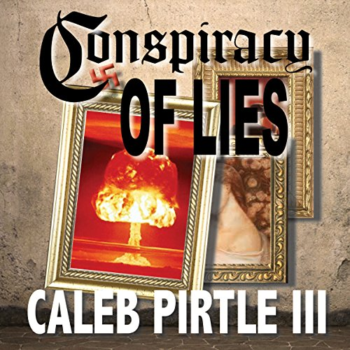 Conspiracy of Lies audiobook cover art