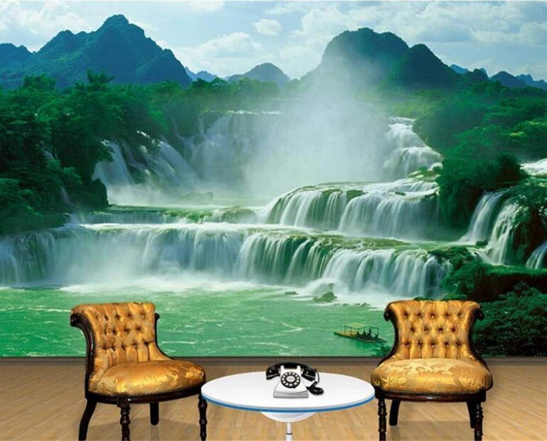 genuina alta calidad Mbwlkj 3D Decoración De Interiores Fondos De De De Pantalla Paisajes Cascadas Paisajes Murales Wallpaper Para Habitación De Niños-200cmx140cm  precio razonable