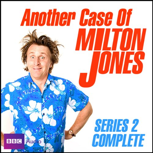 Another Case of Milton Jones cover art