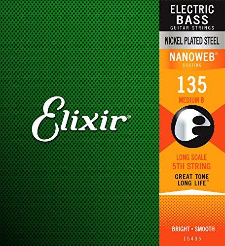 Elixir - Cuerda para bajo eléctrico (cuerda 5ª y 6ª,