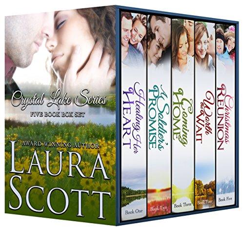 Crystal Lake Five Book Box Set: Crystal Lake Series
