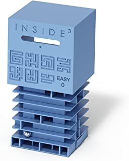 INSIDE3 Easy0 Labyrinth Cube Level : 2 Out of 12