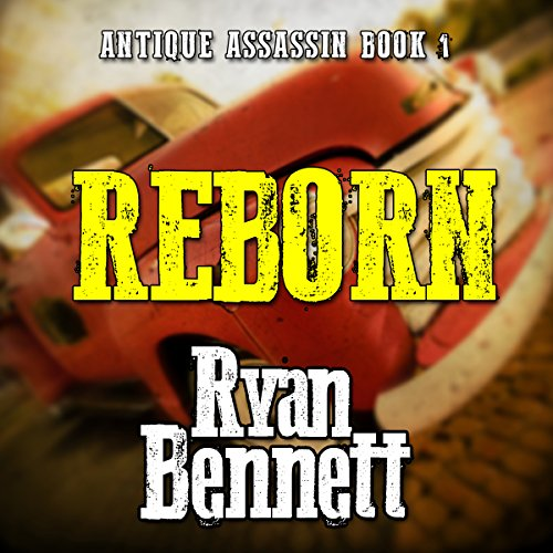 Antique Assassin: Reborn, Book 1 cover art