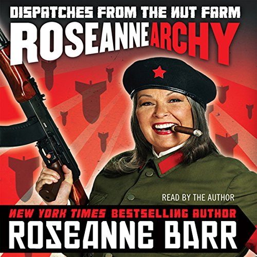 Roseannearchy audiobook cover art