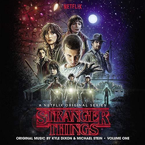 Stranger Things Season 1,Vol.1 (Ost) 2LP [Vinyl LP]