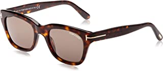 Tom Ford FT0237 SNOWDON 52N New Unisex Sunglasses