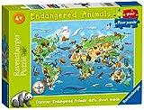 Ravensburger 5515 - Puzzle de 60 Piezas, diseño de Animales