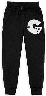 Wu Tang Clan GZA Boys Sweatpants Joggers Sport Training Pants Trousers