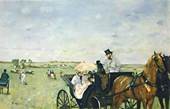 carriage at the races