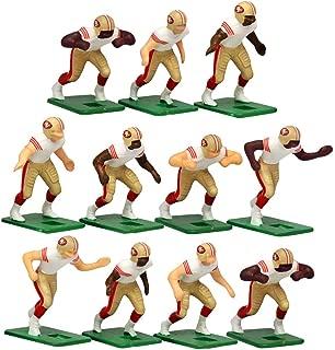 San Francisco 49ersAway Jersey NFL Action Figure Set