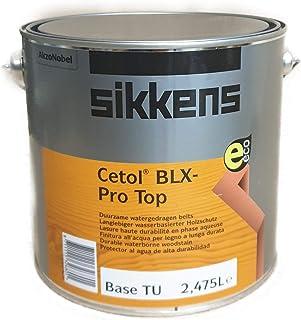 Sikkens Cetol BLX - PRO Holzschutzlasur Farblos 2475 ml