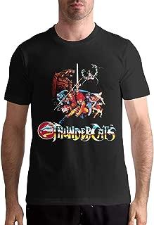 Mens T Shirt Men Tshirts Thundercats Animated Series