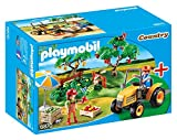 Playmobil StarterSet - Country Cosecha de la Huerta Playsets de Figuras de jugete, Color Multicolor (Playmobil 6870)
