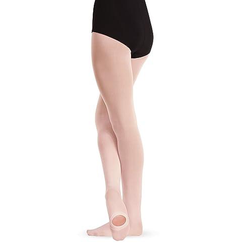 1a461e6e7b4b Convertible Dance Tights  Amazon.com