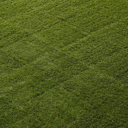 タカショー敷くだけ人工芝グリーン約W30×D30×H6cm