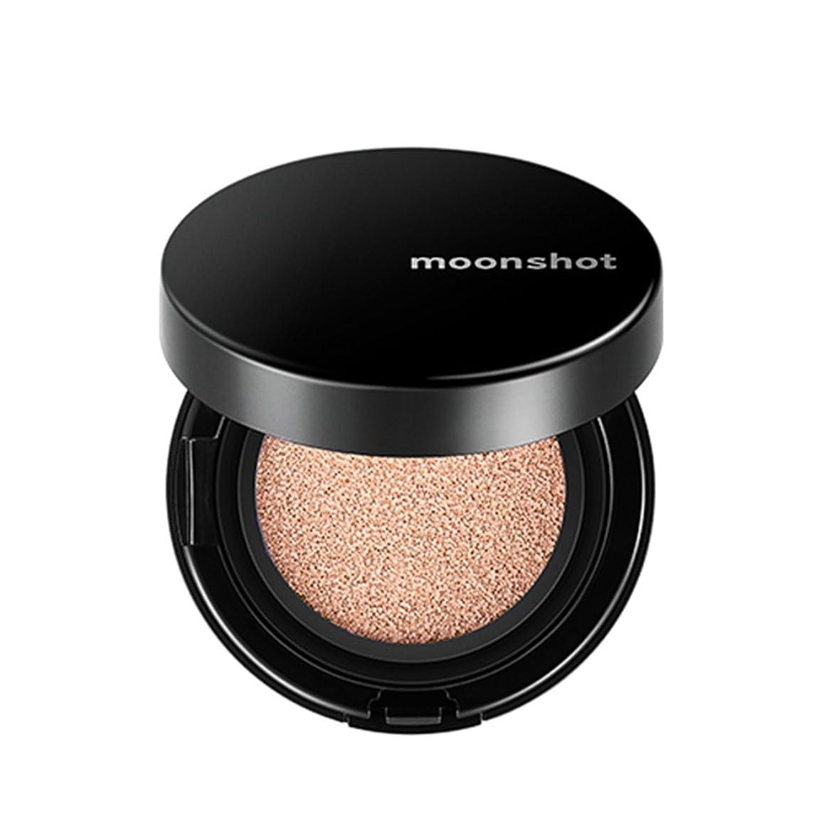 習慣前提条件入浴ムーンショット(moonshot) マイクロフィットクッション クッションファンデ SPF 50+, PA+++ (101) 単品
