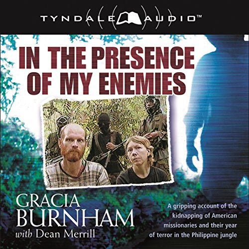 In the Presence of My Enemies audiobook cover art