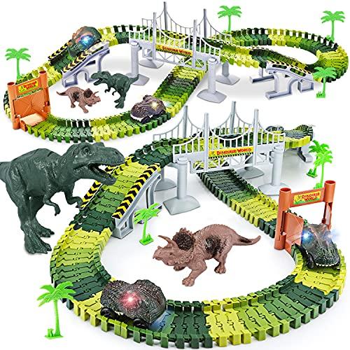 Dinosaur Toys,156pcs Create A Di...