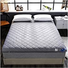 Tatami Mattress Thicken Tatami King Queen Size Foldable Mats Single and Double Student Mattress Tatami Resilience Soft Mat...