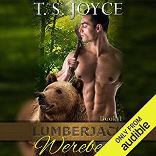 Lumberjack Werebear     Saw Bears              By:                                                                                                                                 T.S. Joyce                               Narrated by:                                                                                                                                 Mackenzie Harte                      Length: 3 hrs and 7 mins     5 ratings     Overall 5.0