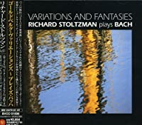 Bach: Goldberg-Variationen / Chromatic Fantasia and Fugue / Five Trios / Air On A G String by Richard Stoltzman (2008-05-07)