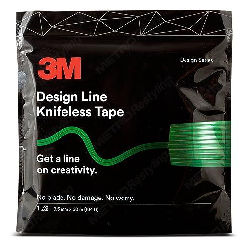 3M KTS-DL1 Design Line Knifeless Tape - 50m (164ft)