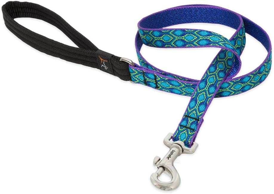 Ranking TOP11 Max 61% OFF Lupine Rain Song Padded Handle Lead Dog