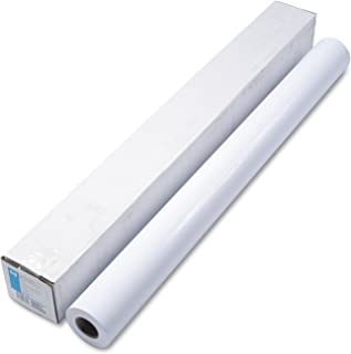 HP Q6576A Designjet Large Format Instant Dry Gloss Photo Paper, 42-Inch x 100 ft, White