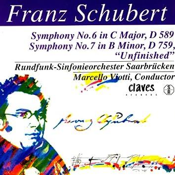 Schubert: The Complete Symphonic Works, Vol. V