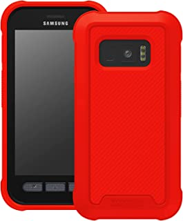 Wireless ProTech Flex Skin TPU Case Compatible with Samsung Galaxy XCover FieldPro -G889. Slim Protective Flex Skin Rugged...