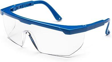1 par de Protectores Laterales universales Flexibles Protectores Laterales para Gafas Delisouls Gafas de Seguridad universales para protecci/ón de Ojos