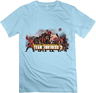 Team Fortress 2 Hot Topic 100% Cotton T Shirt for Guys